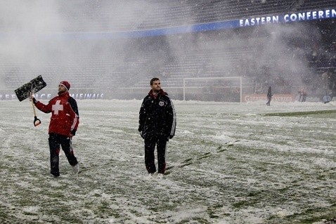 Philadelphia Union Game at Colorado Rapids Postponed Until Sunday