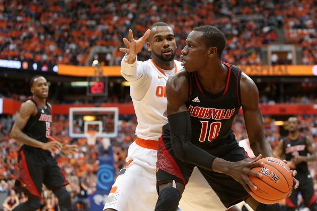 Louisville Bids Farewell to Gorgui Dieng