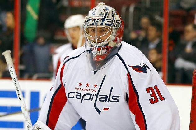 Philipp Grubauer Will Make 1st Career Start vs. Islanders