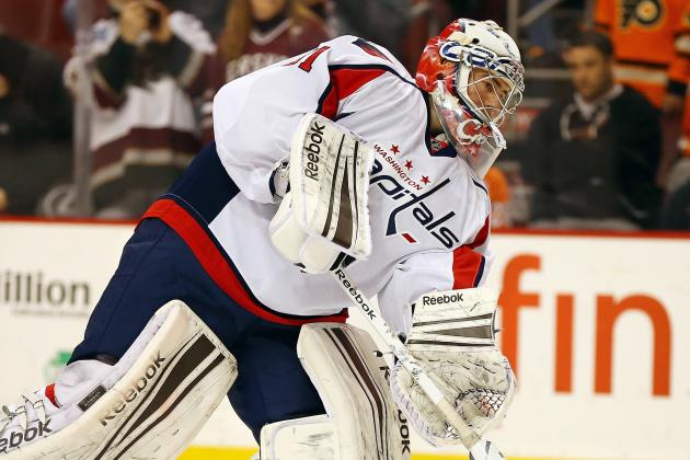 Philipp Grubauer to Make First NHL Start Against Islanders
