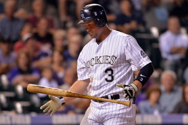 New York Yankees: Could Michael Cuddyer Be an Option with Mark Teixeira Injury?