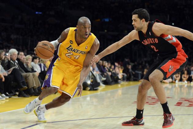 Los Angeles Lakers: How Long Can Kobe Bryant Keep Saving the Lakers?