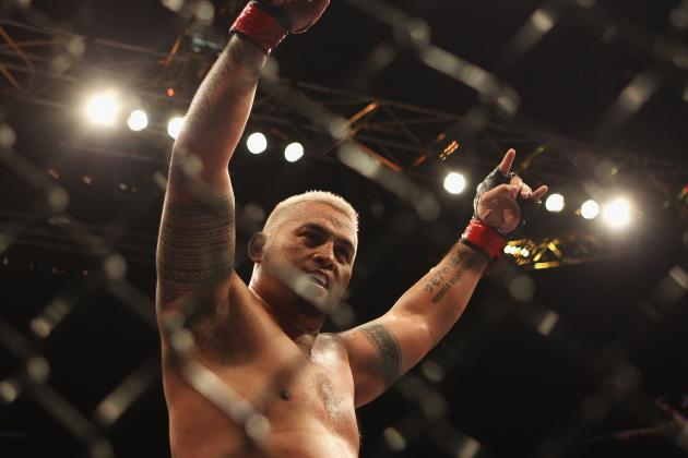 Mark Hunt vs. Junior Dos Santos Official for UFC 160 in May