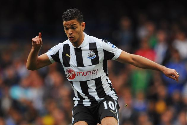 Alan Pardew Hails Hatem Ben Arfa on His Comeback from Injury
