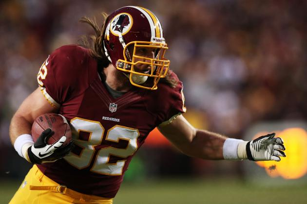 Paulsen Gets 3-Year Deal to Stay with Redskins