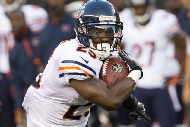 Bears Retain Backup RB Allen