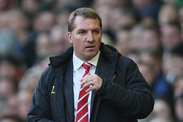 Brendan Rodgers Says Liverpool Operating at High Level Ahead of Spurs Clash