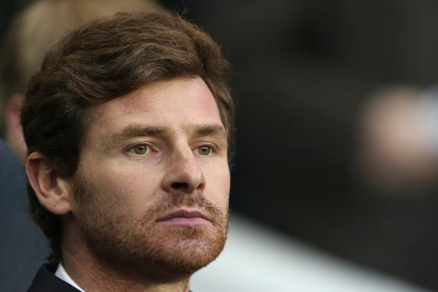 Andre Villas-Boas Selects Strongest Spurs Side for Premier League and Europe