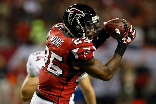 Atlanta Falcons Re-Sign William Moore: Why He Was Crucial to Get Back