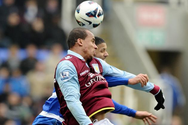 Aston Villa Secure Points in Basement Battle Against Reading