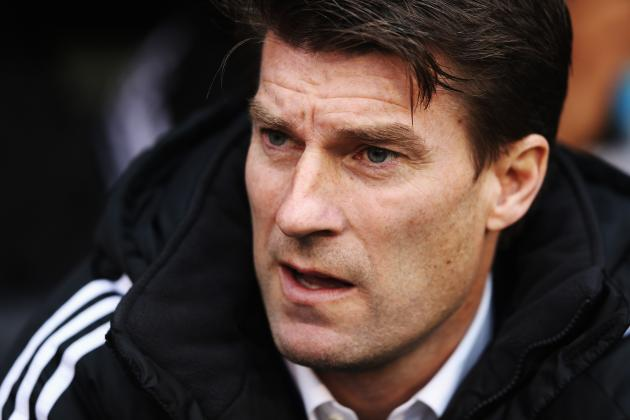 Premier League: Swansea's Michael Laudrup Furious at Defeat by West Brom