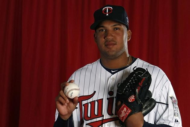 Twins Right-Hander Deolis Guerra Diagnosed with Blood Clot in Shoulder