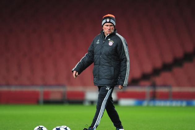 Heynckes Salutes Bayern Munich Spirt
