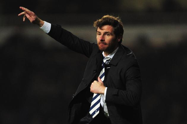 Andre Villas-Boas Insists Priority for Tottenham Is to Finish in Top Four