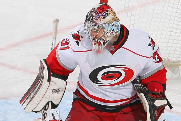 Canes Now: Healthy Ellis to Start Against Devils