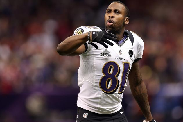 Anquan Boldin Rejects Ravens Offer, Bracing to Test Market