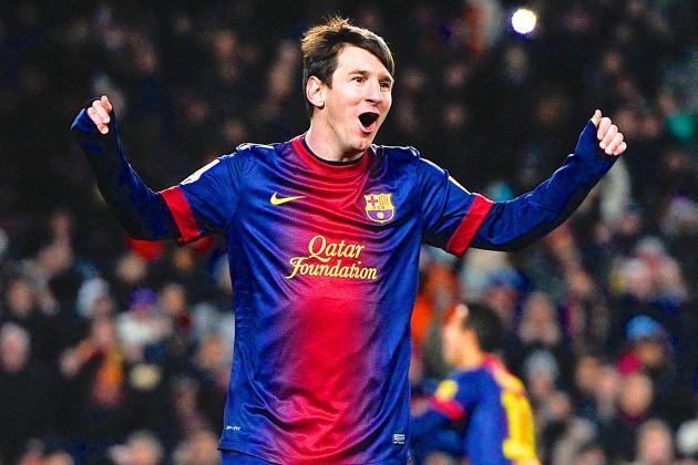 Barcelona vs. Deportivo La Coruna: La Liga Live Score, Highlights, Recap
