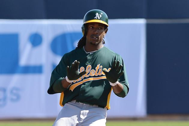 Jemile Weeks Can Solidify the Oakland A's Offense If He Keeps Up His Hot Spring