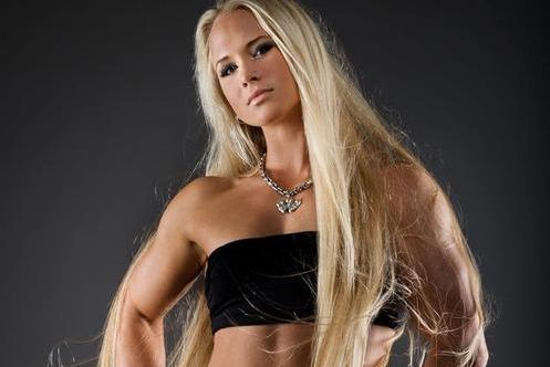 Update on WWE Signing Swedish Female Arm Wrestler Sarah Backman