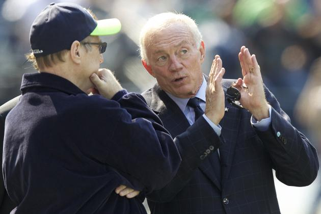 Source: Cowboys Still $6.8 Million over Salary Cap