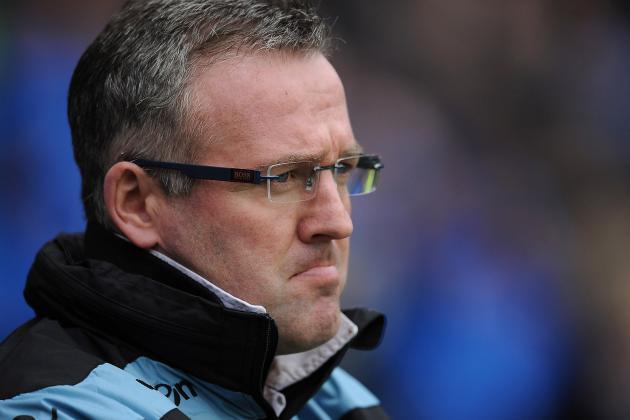 Villa Have Momentum, Says Lambert