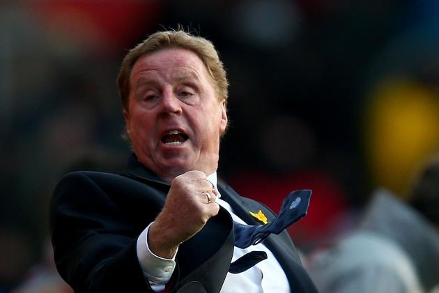 Redknapp Hopes to Reel in Rivals
