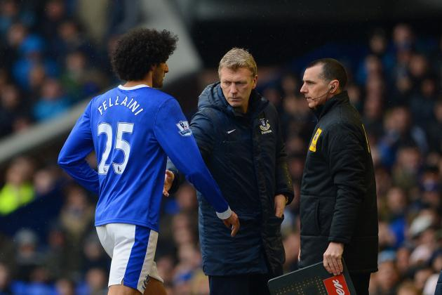 Everton Manager David Moyes Admits They Didnt Perform Against Wigan