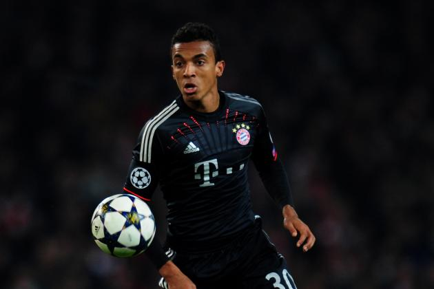 Bayern Coach Jupp Heynckes Confirms Luiz Gustavo Will Start Against Arsenal