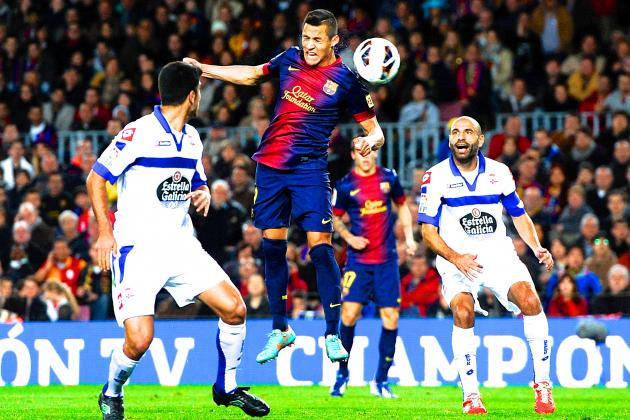 Barcelona vs. Deportivo La Coruna: Score, Grades and Post-Match Reaction