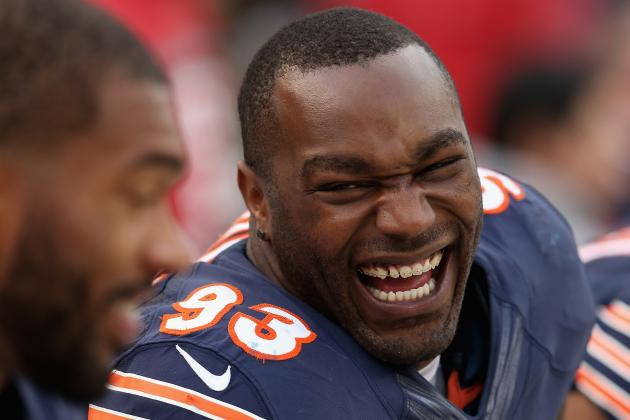 Bears Decline to Tender RFA DT Nate Collins