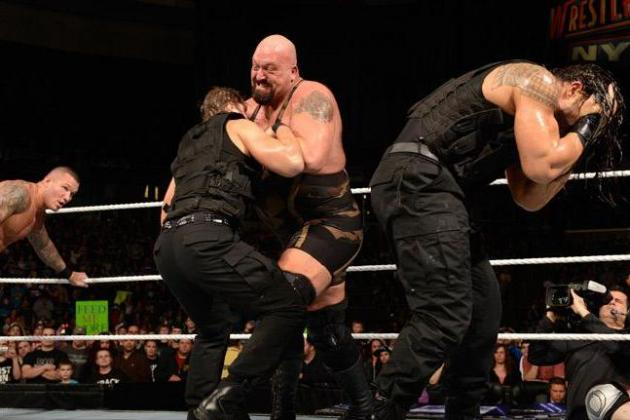 Do You Agree with Big Show's Inclusion in The Shield Angle?
