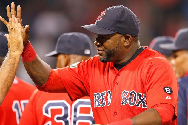 David Ortiz Sent for MRI on Both Heels