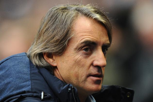 Roberto Mancini Jokes over Carlos Tevez Driving Arrest After Hat-Trick