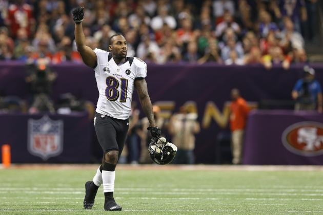 Anquan Boldin: Best Fits for Veteran WR If Released by Ravens