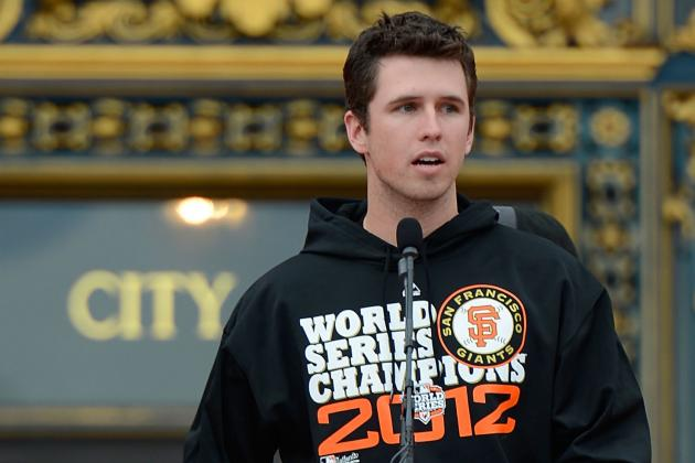 The Giants and Buster Posey Have Had Preliminary Talks About an Extension