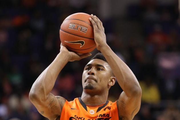 Oklahoma State Rallies Back, Hurts Kansas State's Big 12 Title Chances