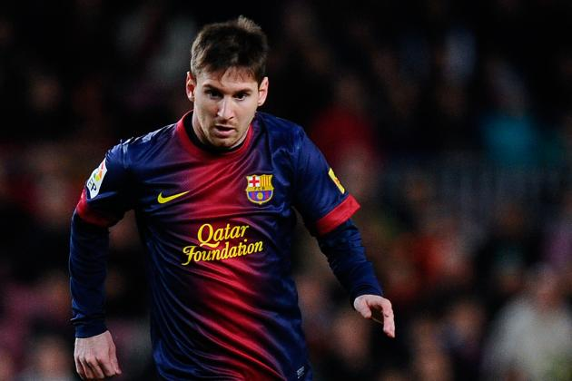 Liga: Messi Extends La Liga Scoring Record in Barca Win