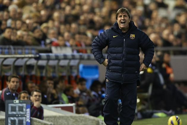 Jordi Roura: Barcelona Are Psyched for the Match Against AC Milan