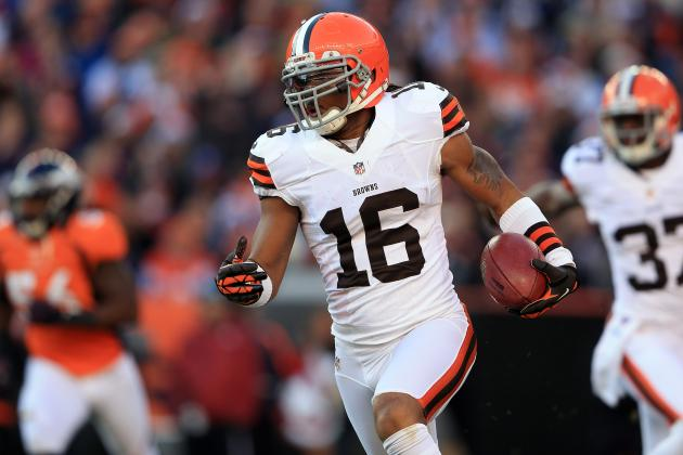 Report: New York Giants Express Interest in Browns PR/KR Joshua Cribbs