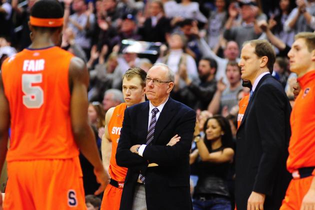 Orange Squeezed by Hoyas, Their Place in Big East