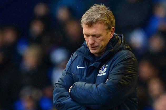 Everton FC: Was the Loss to Wigan the Worst in the David Moyes Era?
