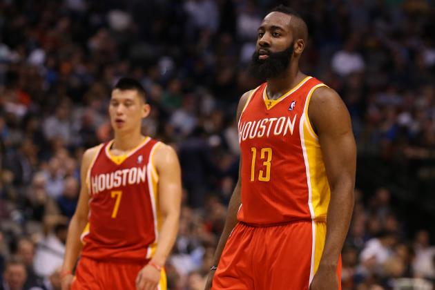 Houston Rockets vs. Phoenix Suns: Live Score, Results and Game Highlights