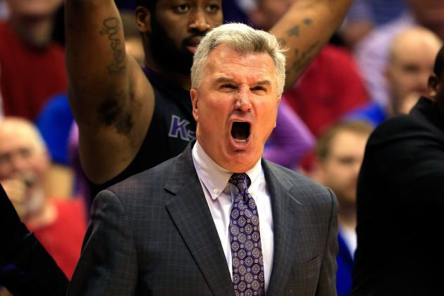 K-State's Weber Disputes Crucial Foul