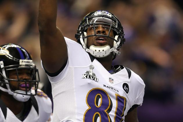 Boldin: Ravens Haven't Asked for Restructuring