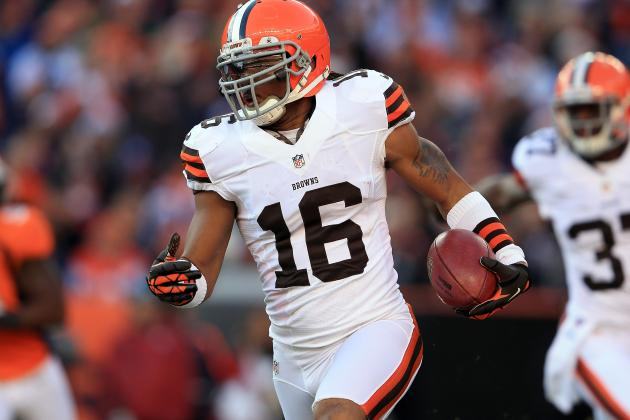 49ers Looking at Return Man Cribbs