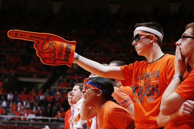 Big Ten Tournament 2013: TV Schedule and Bubble Teams to Watch in Chicago