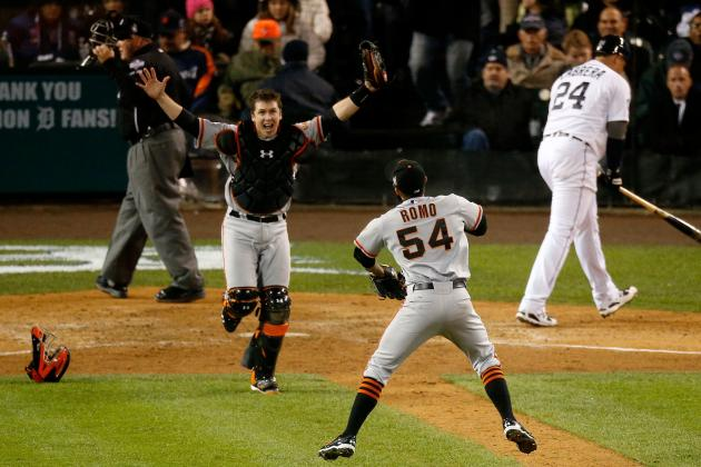 Buster Posey: Why the San Francisco Giants MVP Will Stay at Catcher Long Term
