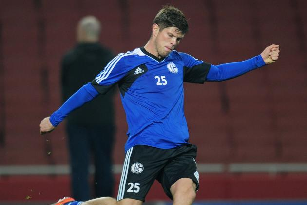 Klaas Jan Huntelaar Set to Miss Schalke's Clash with Galatasaray