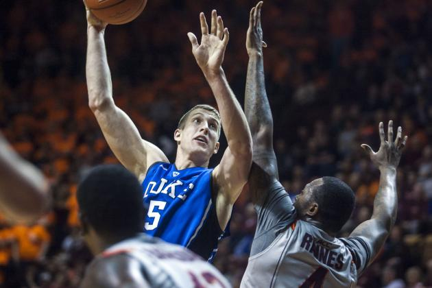 Mason Plumlee: Breaking Down Duke Star's NBA Potential