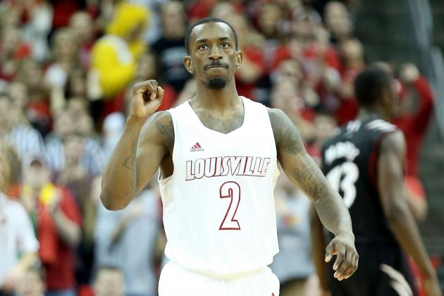 Louisville Basketball Wins Big Against Notre Dame, 73: 57